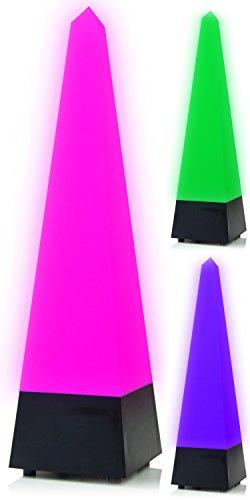 Seiler24 Stimmungslicht Pyramiden Lampe