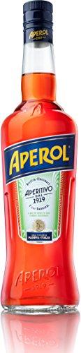 Aperol – Der italienische Aperitif Klassiker in leuchtend Orange / Aperol Spritz - Italiens Cocktail Nr. 1* / Originalrezept seit 1919 / (1 x 0.7 l)