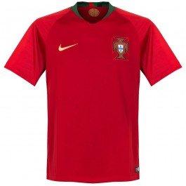 Nike Herren Portugal Trikot Home WM 2018 Teamtrikot, Gym Red, M (Custom-design-fußball-trikots)