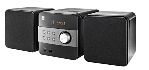 DUAL Stereoanlage ML 12 mit CD - USB - MP3 - Radio - AUX-In - UKW (Aiwa-stereo-fernbedienung)
