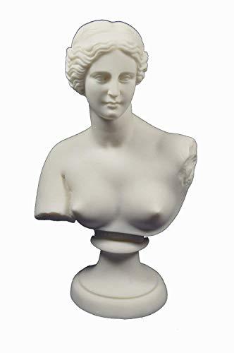 Skulptur / Büste von Aphrodite / Venus / Göttin der Liebe -