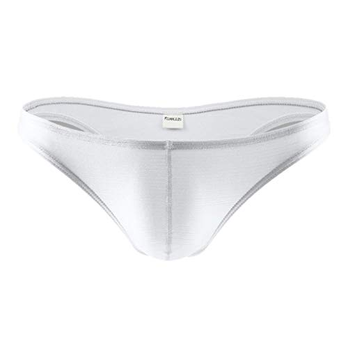 CICIYONER Herren Sexy Unterwäsche Shorts Unterhosen Baumwollslip Höschen Herren S-XL