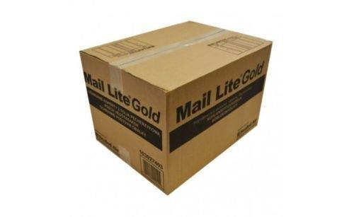 Mail Lite MLG A/000gefüttert Versandtaschen, 110mm x 160mm, gold Bubble (100Stück)