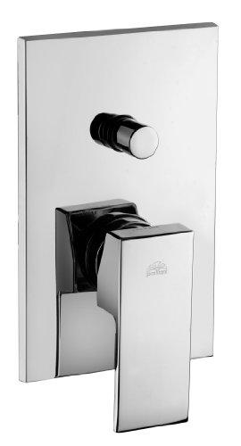 Miscelatore doccia incasso con deviatore ELLE Paffoni EL015 2 uscite cromato