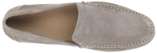 Geox U Simon A, Mocassins Homme Beige (TAUPEC6029)