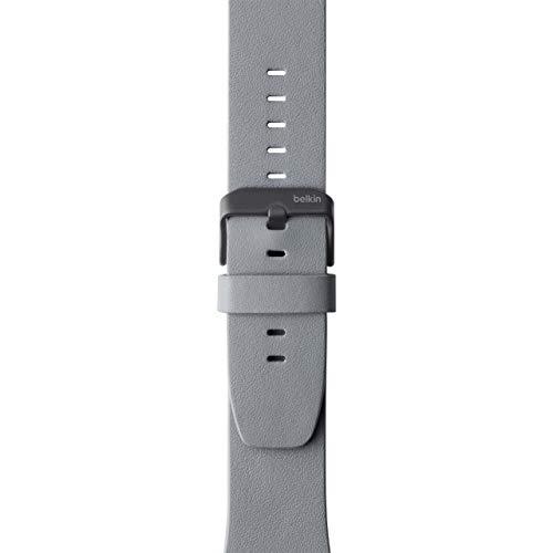Belkin klassisches Lederarmband (geeignet für die Apple Watch Series 4, 3, 2, 1, 38mm/40mm) - Belkin Armband
