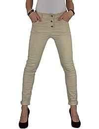 S&LU top angesagte Damen-Jeans im aktuellen Boyfriend-Style in verschiedenen Größen, tolle Farbauswahl