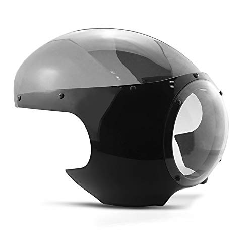Cafe-Racer Lampenverkleidung T3 Ducati Monster S2R 800/1000, S4/ S4R/ S4RS