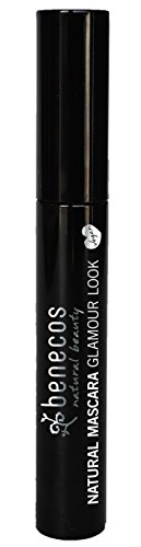 Benecos: Natural Mascara Glamour Look - Ultimate Black 8ml -
