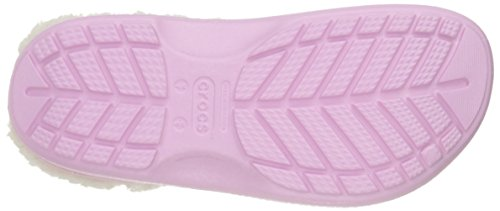 Crocs Classic Blitzen II Clog, Zoccoli Unisex – Adulto Rosa (Ballerina Pink/Oatmeal)