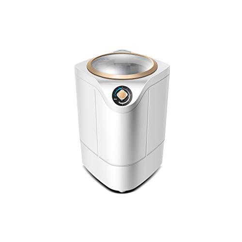 RMXMY Tragbare Waschmaschine - große Kapazitäts-EMI-Automatik Single Barrel - ideal for Wohnungen, Wohnmobile und kleine Wohnfläche (630 * 390 * 390mm) (Color : C)