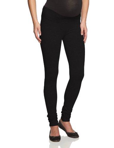 ESPRIT Maternity Leggings Opaque Femme - Noir - FR : FR:42/44 (Taille Fabricant : L/XL)
