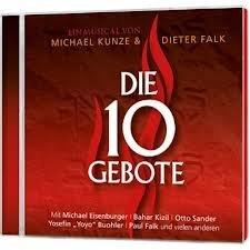 Die 10 Gebote - Musical (CD) [Unknown Binding] Falk. Dieter