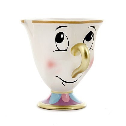 Disney Prinzessinnen Die Schöne und das Biest Tassilo-Tasse -