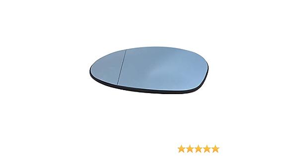 Takpart Spiegelglas Links Beheizbar Asphärisch Blau Für 1er E81 E87 3er E90 E91 Auto