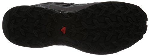 Salomon X Ultra 2 Gtx, Chaussures de Randonnée Basses Homme Noir (Black/autobahn/pewter)