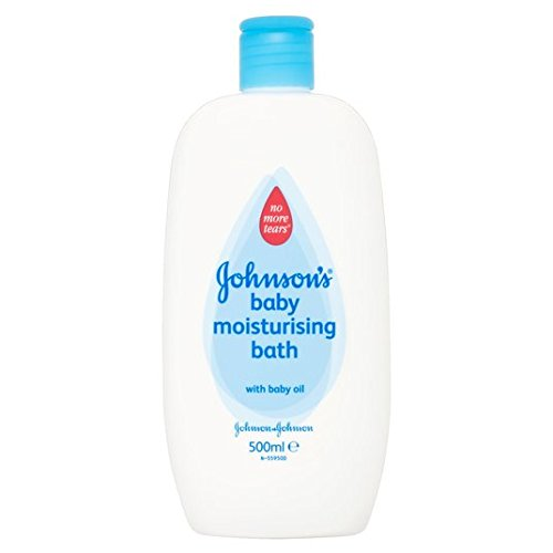 500 ml Hidratante Bebé Baño de Johnson