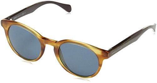 Hugo boss 0912/s 9a occhiali da sole, horn crybrwn, 50 unisex-adulto