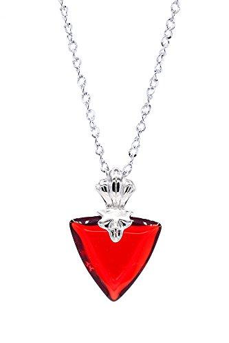 Preisvergleich Produktbild De-Cos Fate/Zero Cosplay Accessory Toosaka Rin Red Gem Pendant Necklace V1