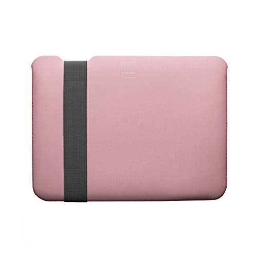 Acme Made Skinny Sleeve S, Ultra-dünne Tablet- und Notebookhülle, 11-13 Zoll, Neopren, pink/grau -