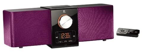 Logitech Pure-Fi Express Plus Lautsprechersystem für iPod/iPhone