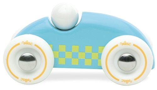 Vilac Mini Rallye Checkers Turquoise, 2282B