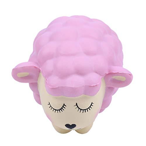 tressabbau Toy- Squeezable langsam steigende Stressabbau Spielzeug für Kinder Stressabbau Dekoration Simulation Schöne Spielzeug ()