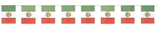 Papier Flagge Banner (Facepaint Kostüme)