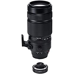 Fujifilm XF100-400 F4,5-5,6 + XF1,4x Objectif pour Appareil photo hybride Noir