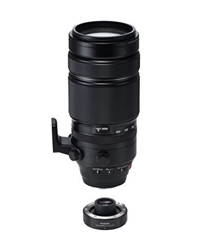 Fujifilm XF kit- Lenti 100–400mm con teleconverter 1.4x