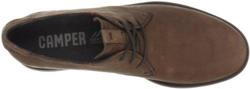 Camper 1913, Chaussures basses homme Marron (Grunge Kenia/Kenia)