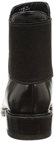 Clarks Marquette Wish, Boots femme Noir (Black Leather)