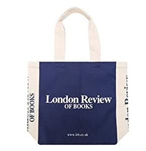 London Review Borsa a Tracolla in Tela Lifestyle Lunch Borsa da Viaggio Regalo Borsa da Viaggio Shopping Semplice File