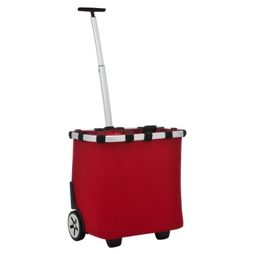Reisenthel carrycruiser Sac à cordon, 47 cm, 40 liters, Rouge (Red)