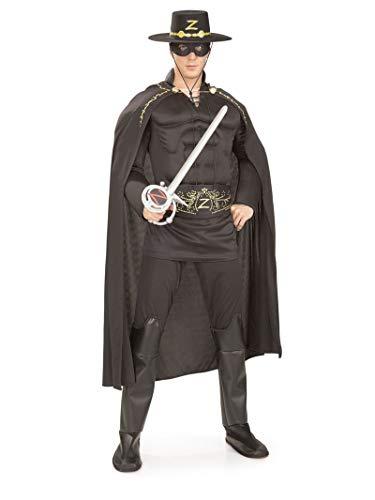 Rubie's Zorro?-Kostüm für Herren - Einheitsgröße