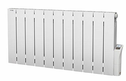 Acova Cotona LCD Radiateur électrique aluminium inertie fluide 1000 W