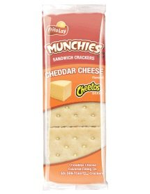 MUNCHIES® Cheddar Käse Toast Biscuit (Speck-käse-kekse)