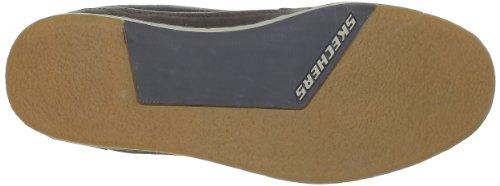 Skechers GalexLarkin 63490, Sneaker uomo Marrone (Braun (CHOC))
