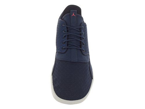 Nike Herren Jordan Eclipse Hohe Sneakers, Weiß/Schwarz, Talla Azul / Blanco (Mid Navy/Infrrd 23-White-Sr)