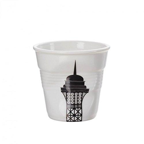 Jähn – Espresso Rupture Tasse Blanche Tour Eiffel