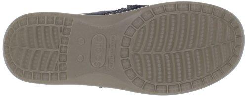 Crocs Santa Cruz Homme, Mocassins Homme Noir (noir / Kaki)