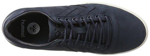 hummel Hml Stadil Winter Low, Sneakers Basses Mixte Adulte Bleu (Total Eclipse)
