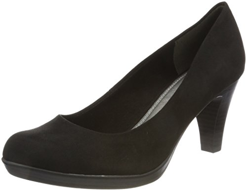 Marco Tozzi Damen 22411 Pumps, schwarz (black), 41 EU Black Party Pumps