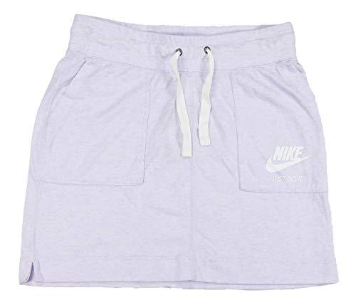 Nike Damen Sportswear Vintage Rock - violett - X-Klein -