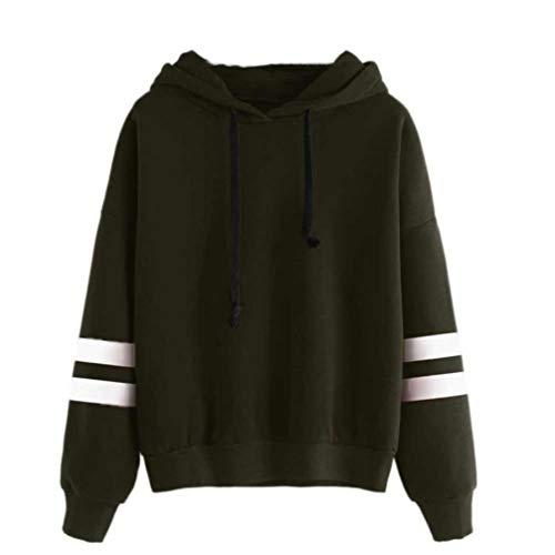 Mosstars 2018 Herbst Winter Damen Hoodie Druck Bequemes Sweatshirt Langarm Pullover Bluse Patchwork...
