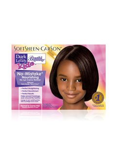 Dark & Lovely -Beautiful Beginnings Défrisant Sans Soude Pour Cheveux Normaux