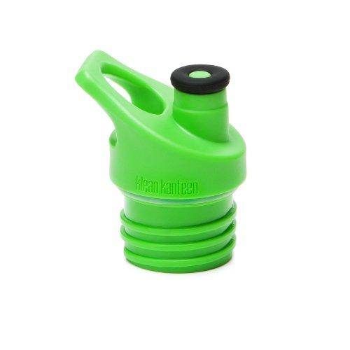 Klean Kanteen 1000618 Deckel 'Sport Cap 3.0' für Classic Flaschen, Kunststoff, grün