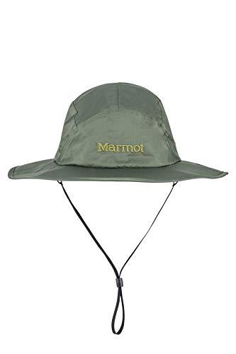 Marmot Erwachsene PreCip Eco Safari Hat Sonnen-wanderhut Mit Uv-Schutz Crocodile, M/L