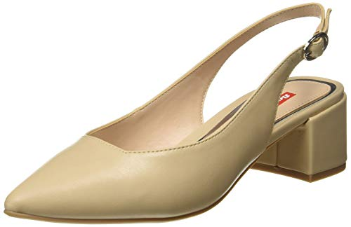 DEEANNE LONDON Women's Block Heels Bellies