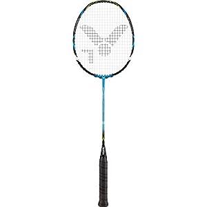 Victor Vertex 7000 148/7/0 - Racchetta da Badminton, Colore: Blu/Nero